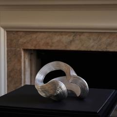 Nan Nan Liu Contemporary abstract silver sculpture by Nan Nan Liu - 1627033