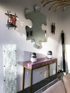 Nanda Vigo Mirror Puzzle by Nanda Vigo Italy 1990s - 919023