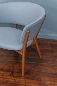 Nanna Ditzel Nanna Ditzel Lounge Chair Model ND 83 - 2115731