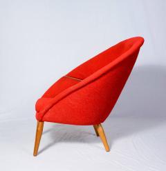 Nanna Ditzel Nanna Ditzel Oda Lounge Chair - 177120