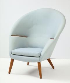 Nanna Ditzel Nanna Ditzel Oda Lounge Chair - 2078458