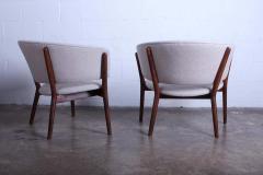Nanna Ditzel Pair of Lounge Chairs by Nanna Ditzel - 1683968