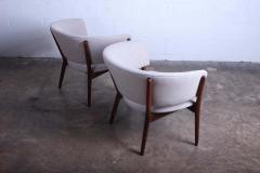Nanna Ditzel Pair of Lounge Chairs by Nanna Ditzel - 1683970