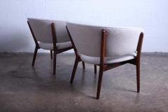 Nanna Ditzel Pair of Lounge Chairs by Nanna Ditzel - 1683971