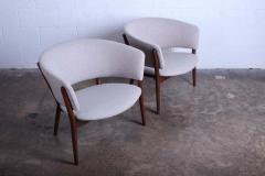 Nanna Ditzel Pair of Lounge Chairs by Nanna Ditzel - 1683972