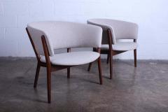 Nanna Ditzel Pair of Lounge Chairs by Nanna Ditzel - 1683973