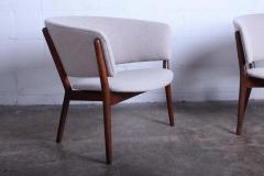 Nanna Ditzel Pair of Lounge Chairs by Nanna Ditzel - 1683974