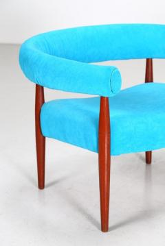 Nanna Ditzel Pair of Original Nanna Ditzel Ring Chairs - 1183072