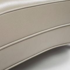 Nanna Ditzel Scandinavian Mid Century Nanna Ditzel All Sofa Reupholstered in Leather - 342690