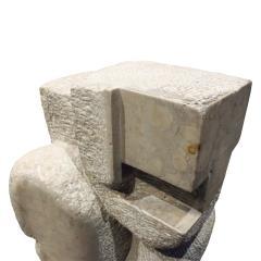 Naomi Feinberg Naomi Feinberg Dream within a Dream Sculpture in Italian Marble 1960s - 710999