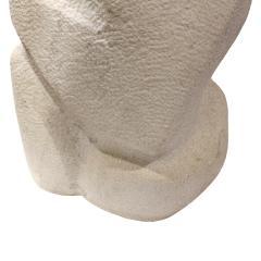 Naomi Feinberg Naomi Feinberg Embrace Sculpture in Vermont Marble 1960s - 710179