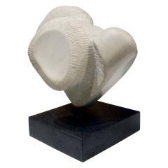 Naomi Feinberg Naomi Feinberg Stretto Sculpture in Vermont Marble 1960s - 710102
