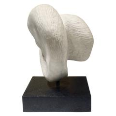 Naomi Feinberg Naomi Feinberg Stretto Sculpture in Vermont Marble 1960s - 710103