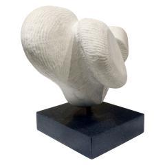 Naomi Feinberg Naomi Feinberg Stretto Sculpture in Vermont Marble 1960s - 710104