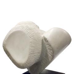 Naomi Feinberg Naomi Feinberg Stretto Sculpture in Vermont Marble 1960s - 710105