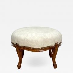 Napoleon III Round Ottoman France CIrca 19th Century - 2029116