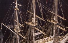 Napoleonic Prisoner of War Model of a 2nd Rate Ship of 72 Guns - 1508717