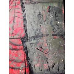 Nasser Ovissi Nasser Ovissi Iranian Born 1934 Queen Atosa Gold Oil on Canvas Painting - 1130465
