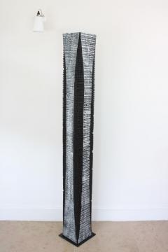 Natacha Heitz Contemporary Wood Sculpture Gratte Ciel 160 - 1681620