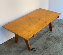 Nathan Lerner Architectonic Cut Plywood Mid Century Cocktail Table - 1501470