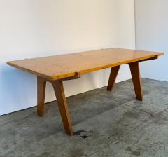 Nathan Lerner Architectonic Cut Plywood Mid Century Cocktail Table - 1501471