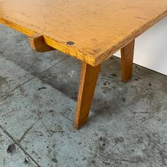 Nathan Lerner Architectonic Cut Plywood Mid Century Cocktail Table - 1501477