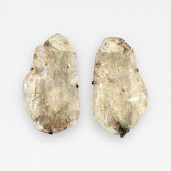 Natural Rock Crystal Sconces by Phoenix - 2021841