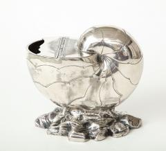 Nautilus in silver plated - 1218143