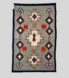 Navajo Dine pictorial rug with Spiderwoman - 1319219