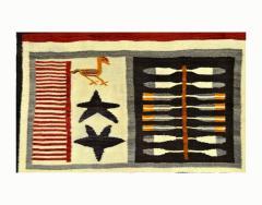 Navajo Pictorial Sampler Rug - 160467