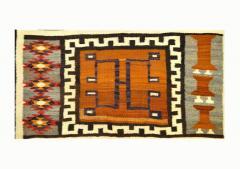 Navajo Pictorial Sampler Rug - 160471