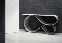 Neal Aronowitz Whorl Console from the Concrete Canvas Collection by Neal Aronowitz - 2087219