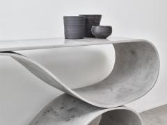 Neal Aronowitz Whorl Console from the Concrete Canvas Collection by Neal Aronowitz - 2087226