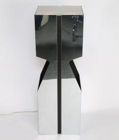Neal Small Neal Small Illuminated Pedestal wqith Magazine Storage - 483183