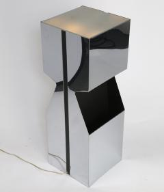 Neal Small Neal Small Illuminated Pedestal wqith Magazine Storage - 483184