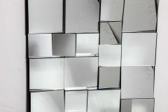 Neal Small Neal Small Smaller Faceted Slopes Mirror from Circa 2000 Limited Edition - 1663006