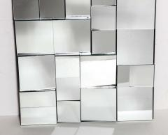 Neal Small Neal Small Smaller Faceted Slopes Mirror from Circa 2000 Limited Edition - 1663007