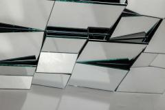 Neal Small Neal Small Smaller Faceted Slopes Mirror from Circa 2000 Limited Edition - 1663008