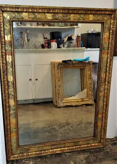 Nena Claiborne Art Deco Era Nena Claiborne Hand Painted Mirror - 1722993