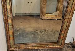 Nena Claiborne Art Deco Era Nena Claiborne Hand Painted Mirror - 1722995