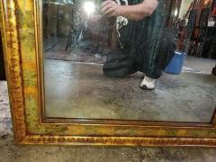 Nena Claiborne Art Deco Era Nena Claiborne Hand Painted Mirror - 1723014
