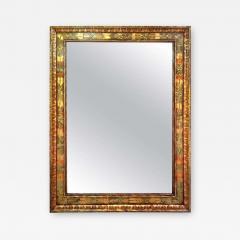 Nena Claiborne Art Deco Era Nena Claiborne Hand Painted Mirror - 1723977