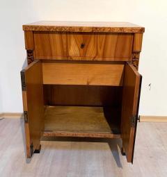 Neoclassical Biedermeier Half Cabinet Cherry Veneer South Germany circa 1820 - 1730166