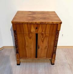 Neoclassical Biedermeier Half Cabinet Cherry Veneer South Germany circa 1820 - 1730181