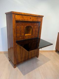 Neoclassical Biedermeier Secr taire Walnut Yew Ebonized Germany circa 1830 - 1907612