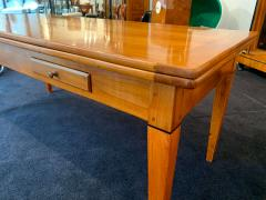 Neoclassical Expandable Dining Table Cherry Wood Chestnut France circa 1820 - 2124313