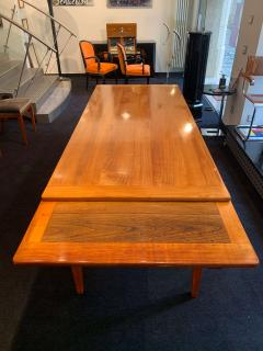 Neoclassical Expandable Dining Table Cherry Wood Chestnut France circa 1820 - 2124316