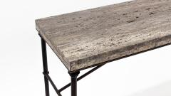 Neoclassical Style Console - 1843942