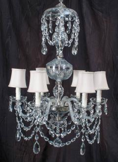 Neoclassical Style Crystal Chandelier - 1205425