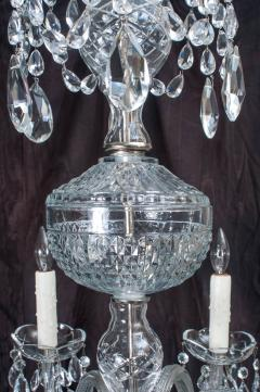 Neoclassical Style Crystal Chandelier - 1205427
